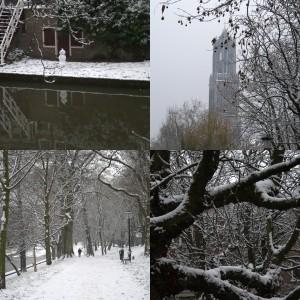 Winter in Utrecht