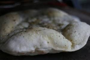 Pizza-update: pizzadeeg zonder gist - Liesjelogthet