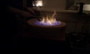 brandendekaas