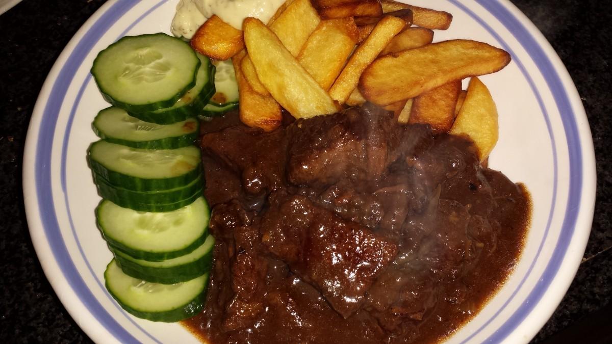 Vlaamse Stoofvlees-frietdag