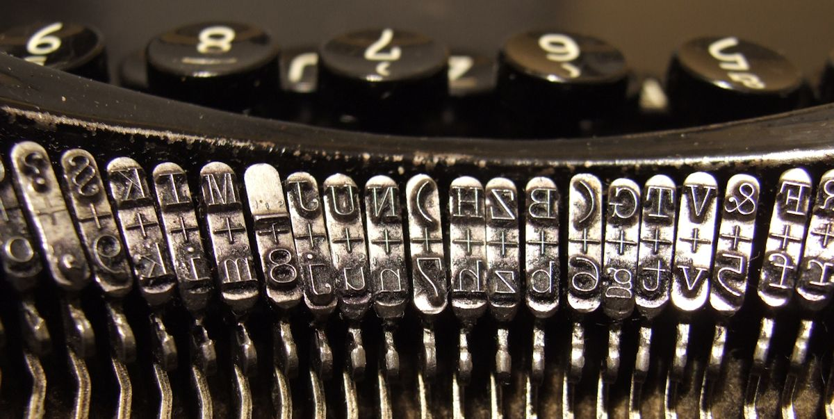 De typemachines van Hermans