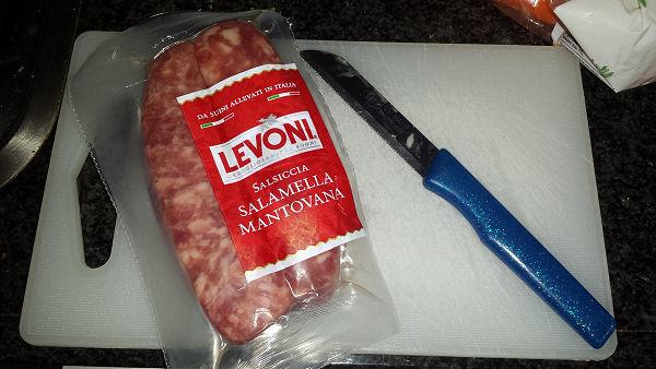 Salamella Mantovana