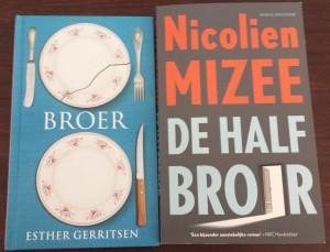 Broer van Esther Gerritsen en De halfbroer van Nicolien Mizee