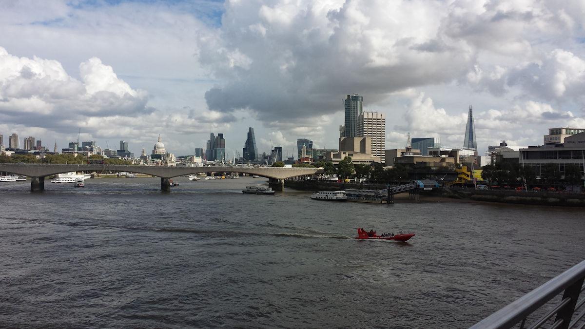 Buzzing Londen