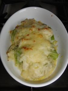 cannelloni van witte kool