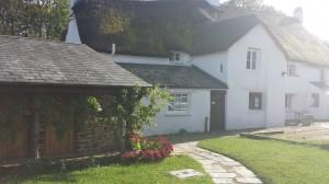 Totleigh Barton manor