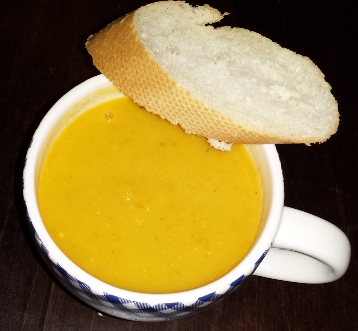 Recept: soep van geroosterde pastinaak