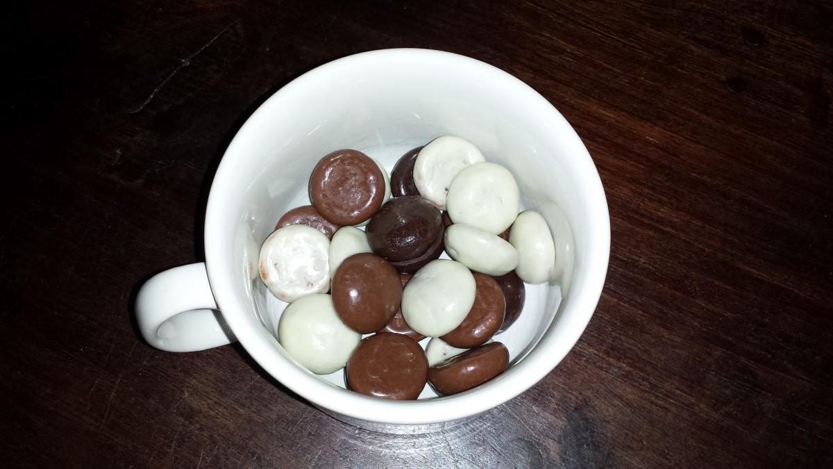 Chocolade kruidnoten op 5 december: ik geef het op