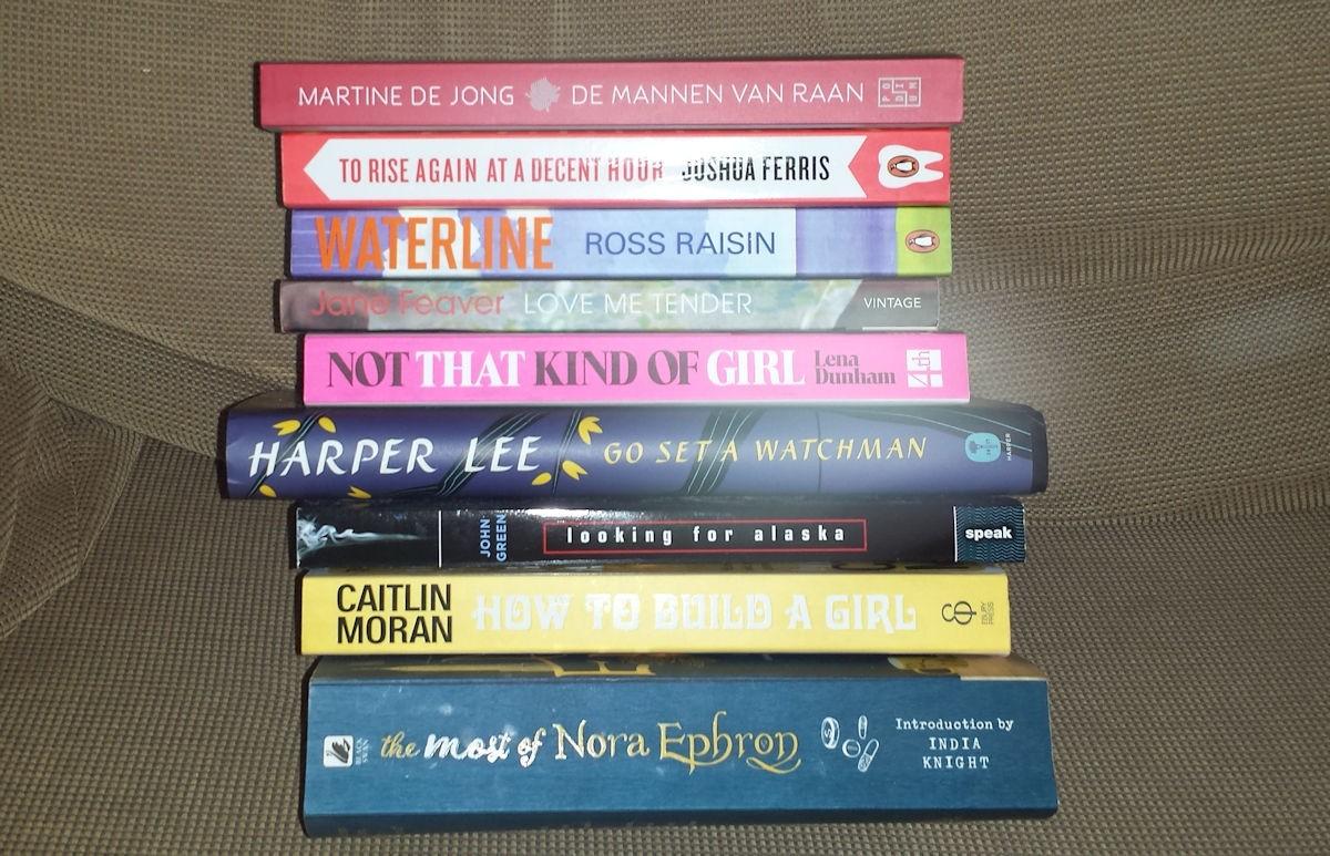 Making a non-reader: mijn leeslijst 2015 is niet af (maar wat genoot ik van Nora Ephron)