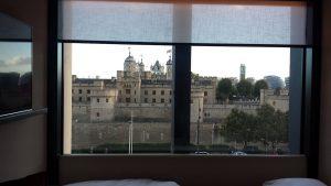 Londen uitzicht Tower of London